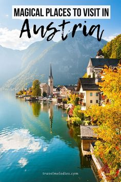 Planning a trip to Austria? We have listed out the beautiful places to visit in Austria to spark your wanderlust. Austria | Austria Travel | Austria Travel Tips | Austria Bucket List | Things to do in Austrai | What to do in Austria | Where to go in Austria | Best cities to visit in Austria | Best places to see in Austria | #austria #austriatravel #austriatraveltips #travelmelodies