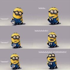 Despicable Me is a movie that I never miss a chance to watch with my kids. We always laugh at those cute, funny Minions.