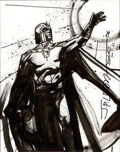 Magneto by John Paul Leon