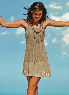 платье спицами1 (300x417, 40Kb)