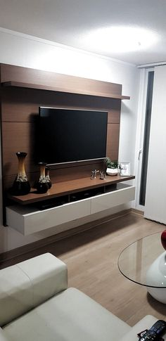 Transform your room in your house entertainment room with TV room ideas. Check o. - tv room - Transform your room in your house entertainment room with TV room ideas. Check o… – tv room - Tv Unit Decor, Tv Wall Decor, Tv Wanddekor, Modern Tv Wall Units, Tv Unit Furniture, Living Room Tv Unit Designs, Tv Wall Design, Bedroom Furniture Design, Home Room Design