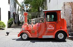 Coca Cola Touristic Train Vehicle FOLLOW THIS BOARD FOR GREAT COKE OR ANY OF OUR OTHER COCA COLA BOARDS. WE HAVE A FEW SEPERATED BY THINGS LIKE CANS, BOTTLES, ADS. AND MORE...CHECK 'EM OUT!! Anthony Contorno Sr