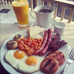 English breakfast - nothing to add :) #difood, #dicafedeli