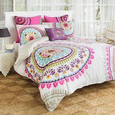 Safiya Quilt Cover Set