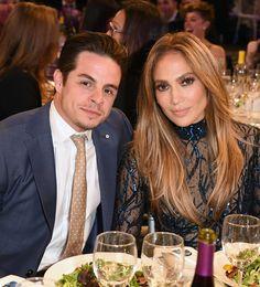 Jennifer Lopez a Casper Smart.