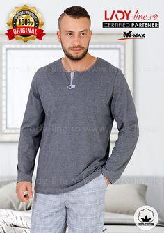 Pijamale Barbati, Bumbac 'Northern Pride', M-Max The 100, Pride, The Originals, Cotton, Mens Tops, T Shirt, Fashion, Babydoll Sheep, Supreme T Shirt