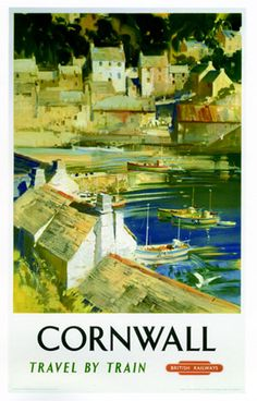 Cornwall by train <3