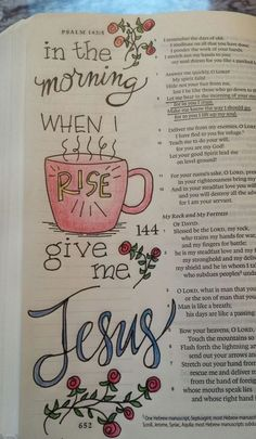 Quotes bible verses psalms art journaling Ideas for 2019 Bible Drawing, Bible Doodling, Bible Prayers, Bible Scriptures, Jesus Bible, Bible Art, Scripture Art, Scripture Doodle, Bibel Journal