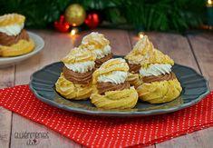 Nálunk az egész család képviselőfánk-imádó, és most már Bálint családja is! :D Egy családi szülinapra mentünk, amikor is ezt a csokis verzi... December 11, Gluten, Desserts, Food, Deserts, Dessert, Meals, Yemek, Postres