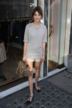 You can never have too much Alexa Chung.