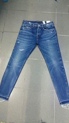 Flannel Fashion, Denim Fashion, True Jeans, Azul Indigo, Denim Ideas, Diesel Jeans, Denim Jeans Men, Vintage Jeans, Distressed Skinny Jeans