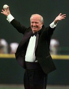 Dave Niehaus...it's not the same without you. Mariners.