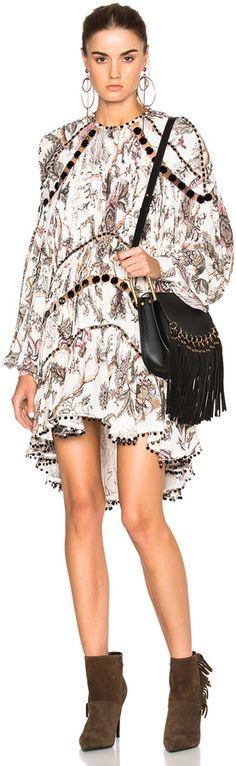 Zimmermann Karmic Aura Mirror Dress