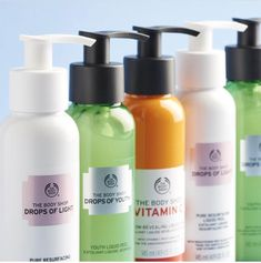 The body shop liquid peels to remove your dead skin . Beauty Care, Beauty Skin, Beauty Box, The Body Shop Logo, Face Care, Skin Care, Body Shop Skincare, Beauty And Beast Wedding, Body Shop At Home