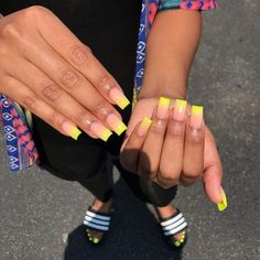 Thirsty for smart nails art? Kindly study this quite easy peasy suggestion number 7692752201 today. Short Square Acrylic Nails, Summer Acrylic Nails, Best Acrylic Nails, Short Square Nails, Smart Nails, Overlay Nails, Tapered Square Nails, Aycrlic Nails, Coffin Nails