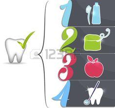 Dentes bem cuidados são fundamentais para um sorriso bonito.