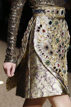 Dolce & Gabbana Fall 2018 Ready-to-Wear Fashion Show Details
