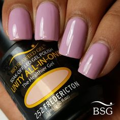 UNITY All-In-One Colour Gel Polish - 252 Fredericton