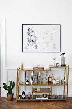 Apartament duńskiej modelki - Blog o designie i wnętrzach punktsiedzenia.net