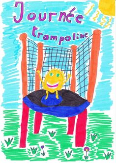 La journée trampoline de Marina, la fille de Frederic âgée de 8ans ! #Arcencieldumoral