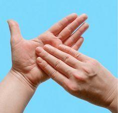 Zkuste v této pozici na chvilku podržet Vaši ruku, a nebudete věřit tomu, co se stane! -