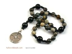 Full Circle Beads :: Hand Made Anglican Prayer Beads, Anglican Rosaries