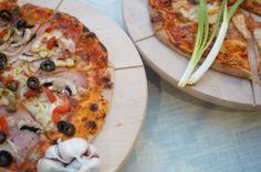 Pizzeria w Ciechanowie Good Food, Pizza, Healthy Food, Yummy Food