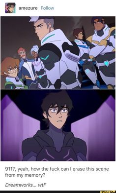 Honestly, that part made me really angry with the other paladins. They rely too heavily on Voltron instead of themselves and their individual lions abilities to do the job.