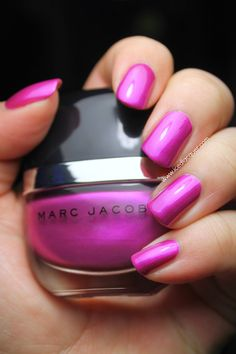 "Marc Jacobs ● ""Oui"" #manimonday with maurices!"