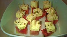 Tupun tupa: Meloni-fetajuustotikut