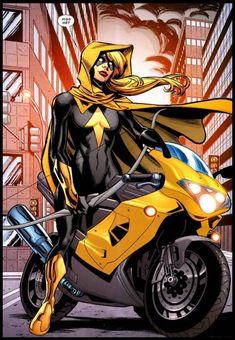 Mia Dearden, DC Comics