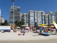 Zona hotelera de Copacabana