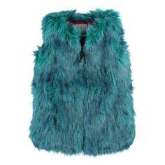 Bomba Bodywarmer   Wintercollectie 2015   www.kleertjes.com #kinderkleding #babykleding #kids #fashion #fake #fur #trends #nepbont #imitatiebont