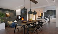 Zdjęcie projektu Karo BSE1115 Home Fashion, House Plans, House Design, House Styles, Furniture, Home Decor, House Ideas, House 2, Blue Prints