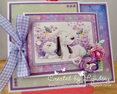 Crafters Companion - Joy Fold Card - Barkley Papercrafting Kit - Toppers, 6x6 paper pad, Coredinations 12x12 signature series lights
