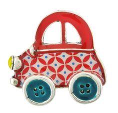 Bague TARATATA. Bijoux créateurs. En vente en boutique et sur notre site internet : http://www.bijouterie-influences.com/search.php?search_query=Taratata+mille+bornes