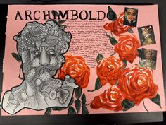 GCSE Art Coursework Part Two 🌹 • Archimboldo Artist Research Page, Marcelo Monreal Artist Research Page, Sarah Graham Artist Research Page,… A Level Art Sketchbook, Artist Sketchbook, Sketchbook Pages, Sarah Graham Artist, Artist Research Page, Art Alevel, Elements Of Art, Best Artist, Viera