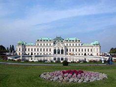 Österreichische Gallerie du Belvédère: Vienne.
