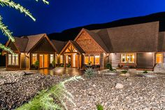 Excalibur Custom Home | Nanaimo | Ridgeview - low maintenance landscaping