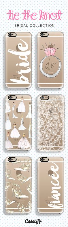 Just in time for Wedding season! Jazz up your phone case on your wedding day with these fabulous designs. Shop them now: http://www.casetify.com/artworks/dgByczPwDI