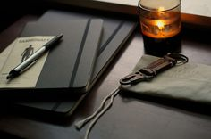 write by candle light via the fresh collective