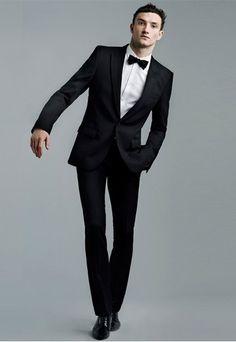 Des tenues pour les #mariés aussi ! Costume Zara
