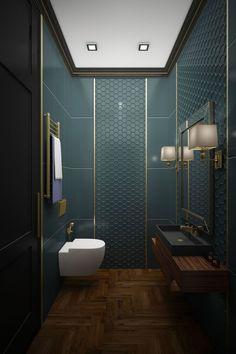Moderne minimalistiske badeværelsesdesignideer til dit hjem. Se ... #Badeværelse #badeværelsesdesignideer #dit #hjem