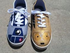 Items similar to Star Wars on Etsy - Star Wars Shoes - Ideas of Star Wars Shoes #starwars #shoes #starwarsshoes - Star Wars by LostSolesArtShop on Etsy Star Wars Shoes, Star Wars Day, Hand Painted Shoes, Star Wars Gifts, Keds, Winnie The Pooh, Cool Outfits, Converse, Pairs