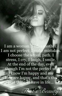 I am a woman