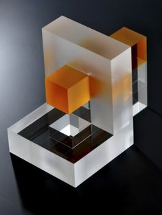 Botos Péter » … The art of glass … » Imbalance
