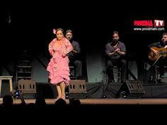"""Epectáculo Flamecno de Eva """"YERBABUENA"""""""