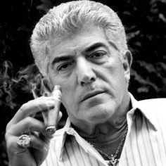 'The Sopranos' & 'Goodfellas' Actor, Frank Vincent, Dies At 78 Good Cigars, Cigars And Whiskey, Whisky, Famous Cigars, Cheap Cigars, Living Puppets, Frank Vincent, Smoking Celebrities, Cigars