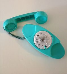 1960s Princess Toy Phone