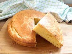 Glutenfritt enkelt majsbröd